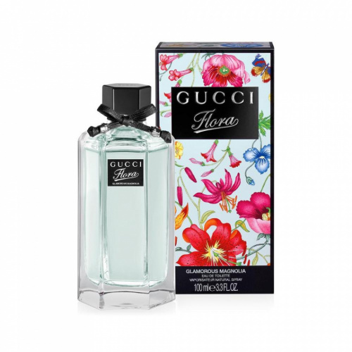 Gucci Flora by Gucci Glamorous Magnolia 2012