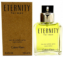 Tester Calvin Klein Eternity for Men