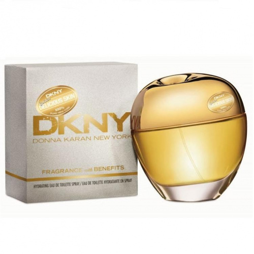 Donna Karan DKNY Golden Delicious Skin Hydrating Eau de Toilette