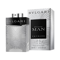 Bvlgari Man Extreme All Black Edition