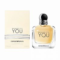 Giorgio Armani Emporio Armani Because It's You