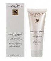 Крем для рук Lancome Absolue Mains Premium BX spf15 100ml