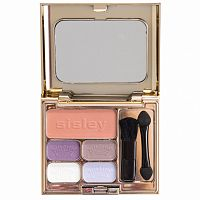 Тени для век + румяна Sisley 4-Colour Eyeshadow 1-Colour Blush