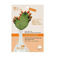 Маска тканевая опунция Mijin BSC Eastern Prickly Pear Essence Mask 25g