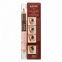 Карандаш для бровей NYX Eyebrow Push - Up Bra - Lift and Draw