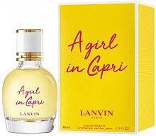 Lanvin A Girl In Capri